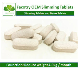 GMP Standard Factory Price Slimming Tablets and Slimming Tablets pictures & photos