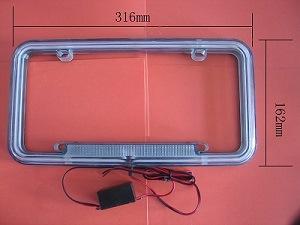 Car Light/ LED License Frame