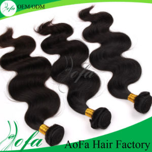 100% Human Hair Brazilian Virgin Hair Loose Wave pictures & photos
