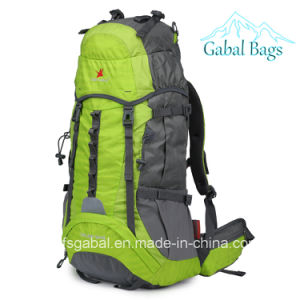 Crossbody Hiking Camping Backpack Daypack Traveling Rucksack pictures & photos