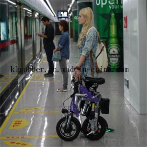 36V 10ah Folding Electric Scooter with Lithium Ion Battery pictures & photos