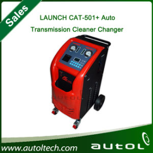 High Quality Launch Cat-501+ Auto Transmission Cleaner Changer Cat 501+ Atf Changer pictures & photos