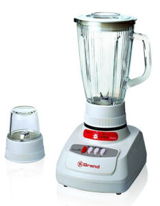 Geuwa Electric Glass Jar Vegetable and Fruit Food Blender pictures & photos