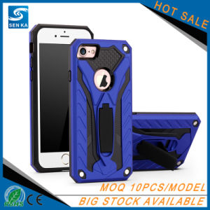 New Shockproof Phone Case with Kickstand for iPhone 7/7 Plus pictures & photos