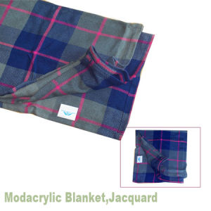 Modacrylic Blanket Airplane Blanket Inflight Fr Blanket