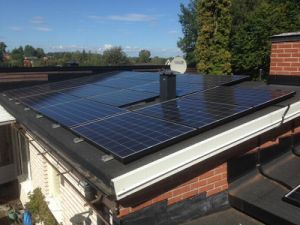 5kw Solar Power System for Home Application pictures & photos