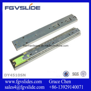 Hydraulic King Slide Push to Open Drawer Slides pictures & photos