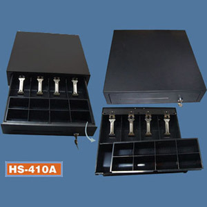 HS-410A Cash Drawer for Retail Market Restaurant Electronic