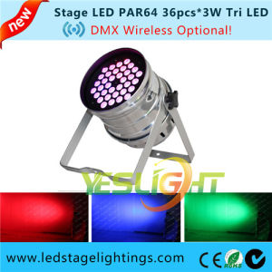 DJ Light 36*3W LED PAR Lp363 (3IN1) pictures & photos