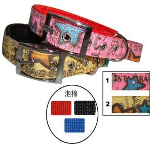 Colorful Christmas Gifts Pet Products Nylon Cat Collar (JCC-1038)