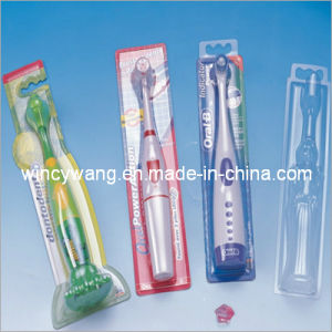 Toothbrush Plastic Packing Box (HL-124) pictures & photos