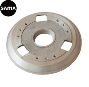 Aluminum Casting / Aluminium Die Casting for Motor Rear Cover pictures & photos