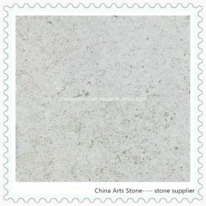 Moca Creme Limestone Marble Tile for Building Wall pictures & photos