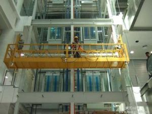 Zlp800/630 Suspended Platform Working Platform pictures & photos