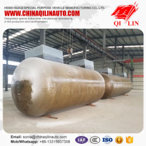 UL Certificate Double Layer Storage Underground Fuel Tank pictures & photos