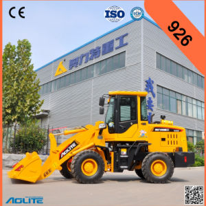 Chinese High Quality Small Wheel Loader, Mini Loader, Hydraulic Compact Loader, Ce Certified pictures & photos