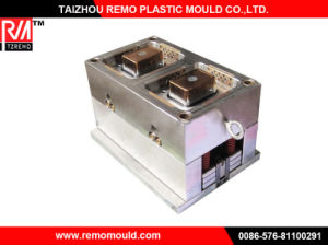 2 Cavity Oven Box Mould pictures & photos