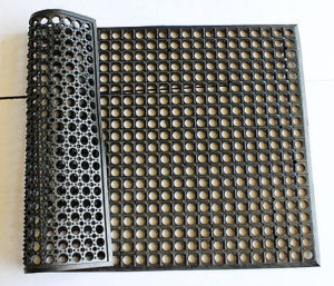 Anti-Fatigue Rubber Flooring Mats/Anti-Slip Rubber Matting pictures & photos