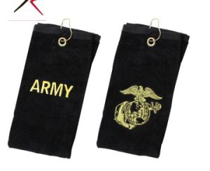 "Premium Microfiber Towel Set - 3 Pack - 16"" X 24"" Golf Towel pictures & photos"