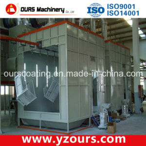 Automatic Powder Coating Machine with Electric Control System pictures & photos