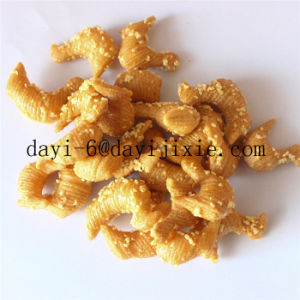 Pillow Shape Fried Wheat Flour Snacks Extruder pictures & photos