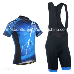 Cycling Jersey with Bib Shorts pictures & photos