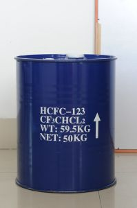 R123 Refrigerant Gas with High Purity 99.9%