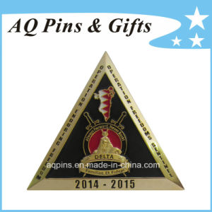 Custom Promotion Commemorative Gold Coins (coin-094) pictures & photos