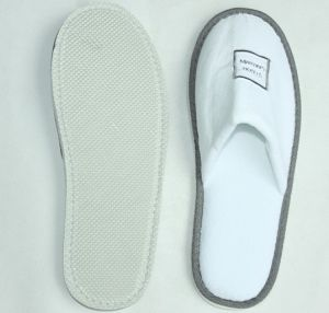 Embroidery Logo Hotel Slipper (YCS-05)