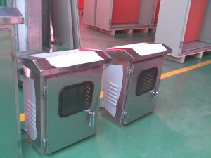 Stainless Steel Waterproof Cap Distribution Box pictures & photos
