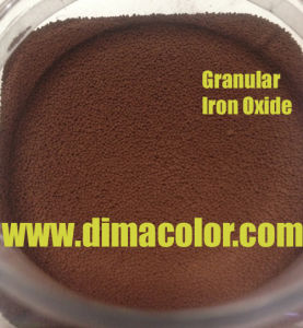 Bead Granular Iron Oxide Brown G686 for Coating pictures & photos