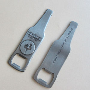 Metal Can Opener Customized Beer Bottle Opener pictures & photos
