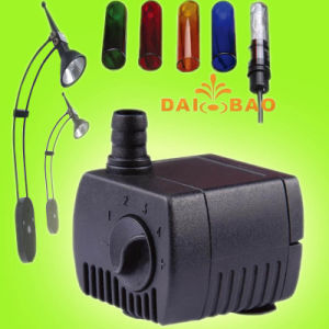 Equipped With Thumb Light for The Fountain Pump (DB-300F)