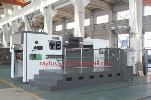 Platen Cutting and Creasing Machine pictures & photos