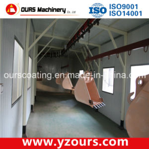 High Quality Paint Coating Line with Low Price for Various Industries pictures & photos