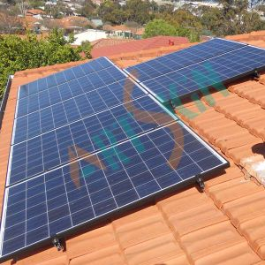 Solar Energy Tile Roof Mounting System pictures & photos