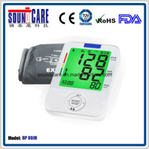 Arm Type Blood Pressure Monitor (Bp 80JH) pictures & photos