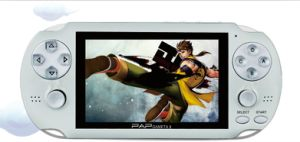 Christmas Gift Super 4.1inch HD Screen 64bit Game Player Comes with 600 Games Pap-Gameta II