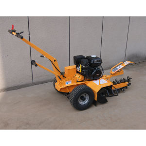 450mm Digging Depth Mini Trencher pictures & photos