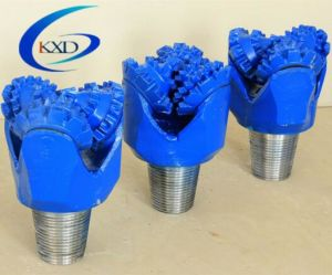 Milled Tooth Tricone Drill Bits High Manganese Alloy Steel pictures & photos