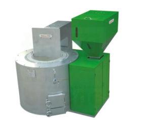 Biomass Aluminum Melting Burner Furnace pictures & photos