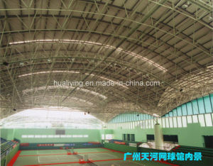 Tennis Hall with Space Structure / Space Frame Roofing Structure pictures & photos