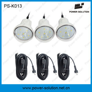 Solar Home Lighting System Lighting up 3 Rooms 8 Hours pictures & photos