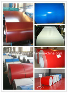 Color Coated Steel PPGI Coil for Roofing From China Warehouses in Shandong pictures & photos