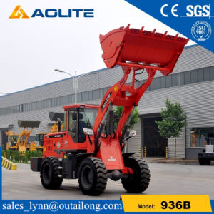 Factory New Stock Low Price Cane Small Wheel Loader Sale pictures & photos