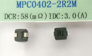 Power Inductor, 2.2uh 20%, Temperature Rise Current: 3A, Dcr: 58mohm, Size: 4.0*4.0*2.0mm pictures & photos
