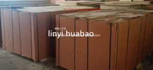 Linyi Plywood/Film Faced Plywood Brown Film Poplar Core WBP Glue pictures & photos
