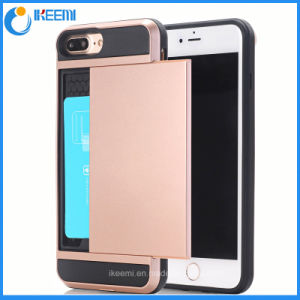 Wholesale 2 in 1 Shockproof PC Hard Phone Case for iPhone 7 7plus pictures & photos