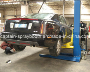 Ce Standard 2.5t Single Mobile Post Car Lift pictures & photos