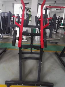 Commercial Gym Exercise Machines ISO-Lateral Wide Pull Down /Fitness & Body Building pictures & photos
